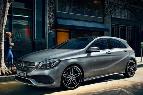 Mercedes-A-Class