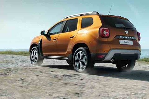 2019-Dacia-Duster-rear