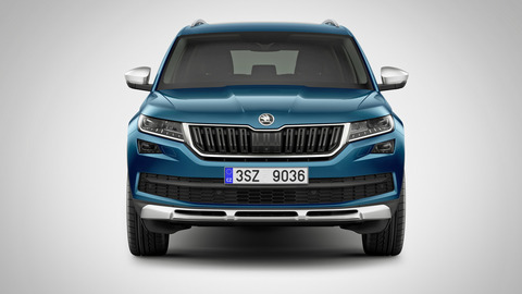 Skoda-introduces-the-ruggedized-Kodiaq-Scout-1