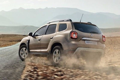 New-Renault-Duster-2018-India-mileage
