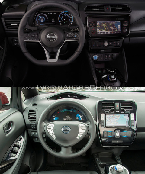 2018-Nissan-Leaf-vs_-2014-Nissan-Leaf-dashboard-driver-side