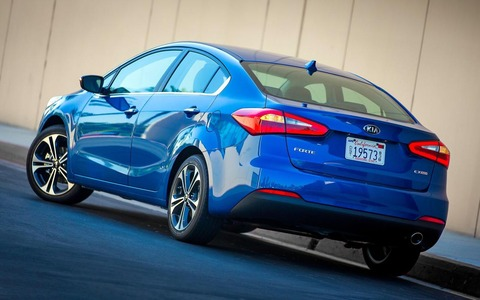 Kia-Forte-Rear-View