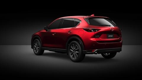 2017-Mazda-CX-5-rear-three-quarters-left-side