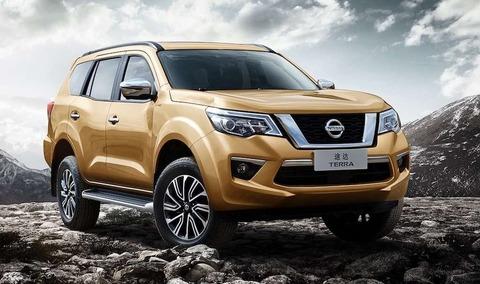 Nissan-Terra-India