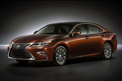 2018-Lexus-ES-350-front