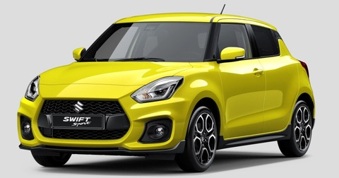 New-Suzuki-Swift-Sport
