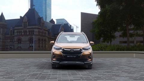 Honda-WRV-Front-view-92984