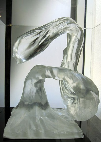 Abyss-Water-creature-statue