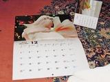 カレンダー発売5h