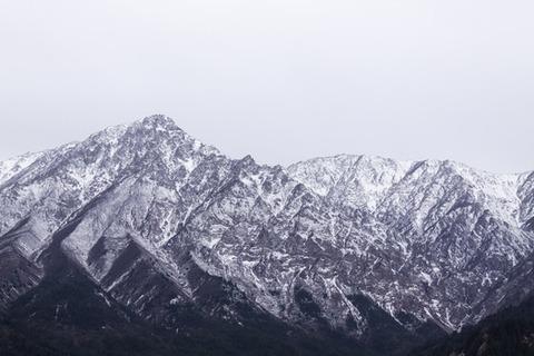 雨から雪の日の面接