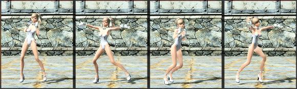 83「ダンス18」♀