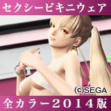 PSO2 セクシービキニウェア 全カラー2014版