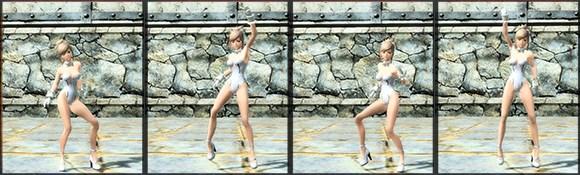 26「ダンス3」♀