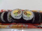 うなぎ巻き寿司