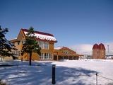 事務所(雪)