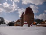 雪まつりの日