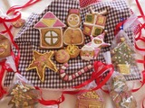 クリスマス お絵かきクッキー