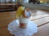 りんごパフェ1