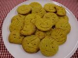 かぼちゃのスマイルクッキー