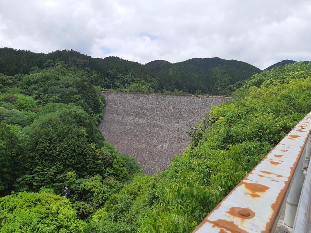 勝尾寺から箕面川ダムまでを歩く。 : あいまいだいありー