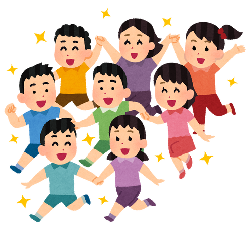 女さん「海外では子供はみんなで育てるもの。日本もそうなっていけばいいのに。」
