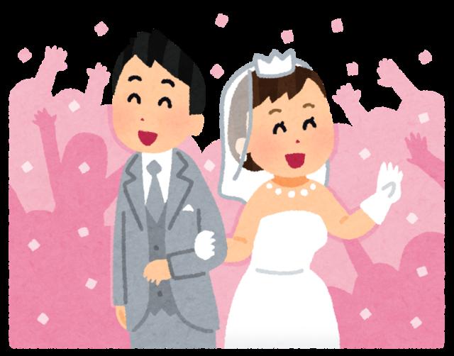 【これは酷い】ワイキョロ、結婚式に招待されてないのに式場へ…