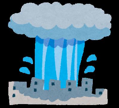 【悲報】九州、今後毎日中国にある雨雲が毎日来る模様