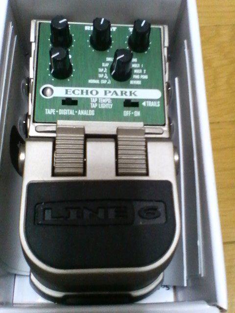 Line6 Echo Park : 鎖 -KUSARI- ...