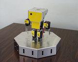 マテック八尾のおしゃべりロボット