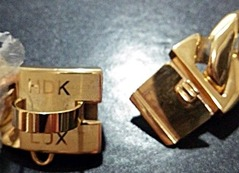 市販首輪の連結金具