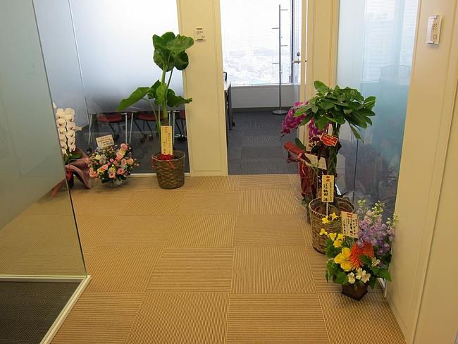 ライブドア新宿オフィス