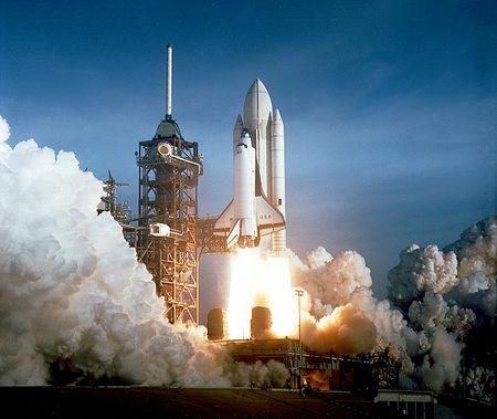 monarch space shuttle atlantis