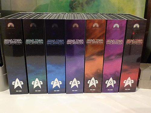 スタートレックコレクション DS9 DVD