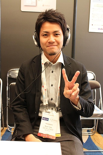 マイクロアド tajimaさん