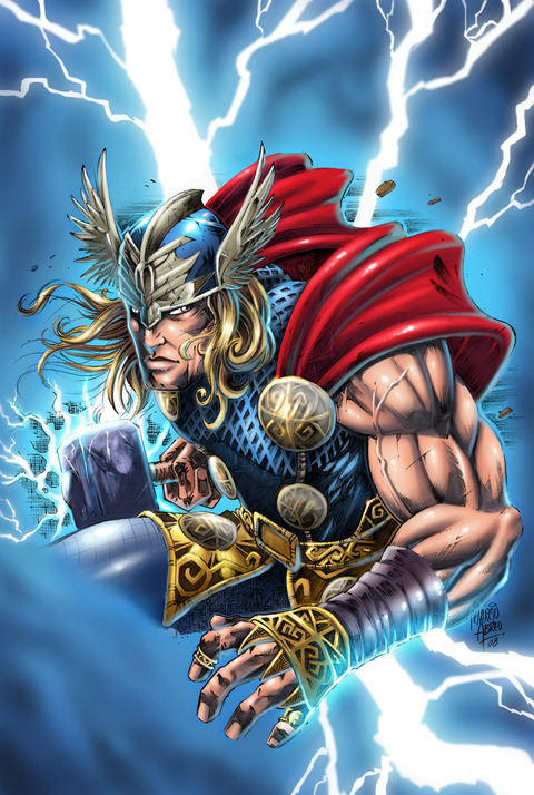 Thor_by_ashasylum