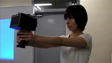 japanese-speech-jamming-gun