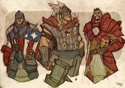 avengers_fantasy_re_design_1_by_denism79-d50pcg2