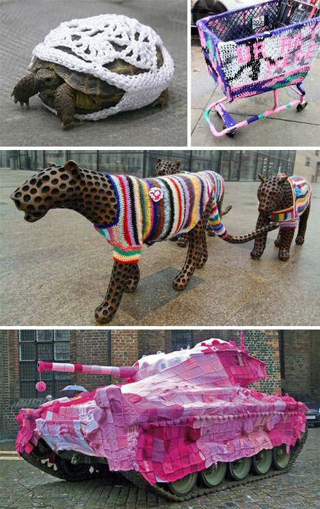 Unusual-Yarn-Bombs