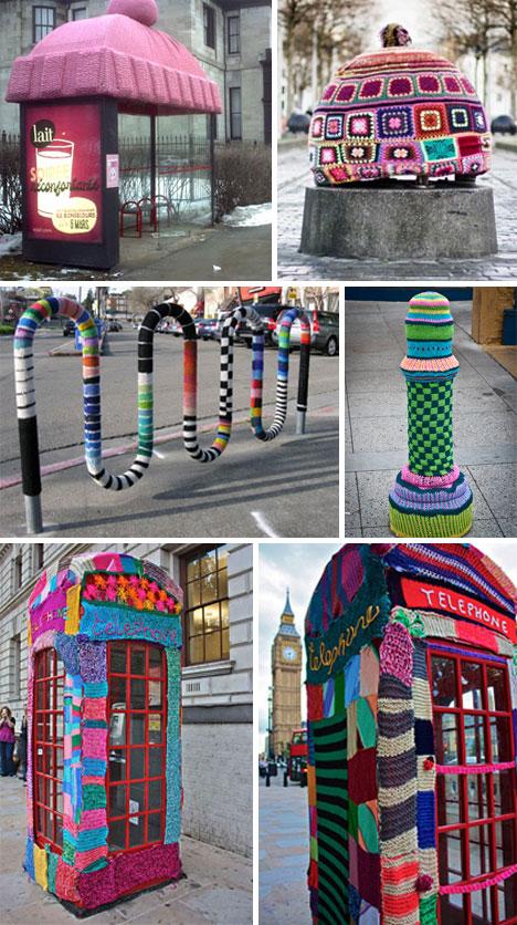 Public-Yarn-Bomb