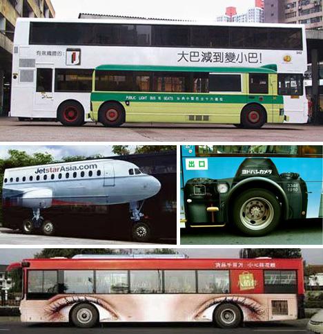 Bus-Wraps