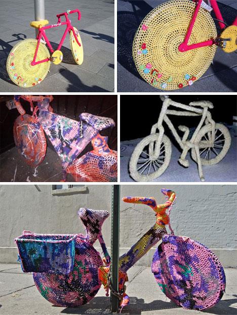Bike-Yarn-Bomb