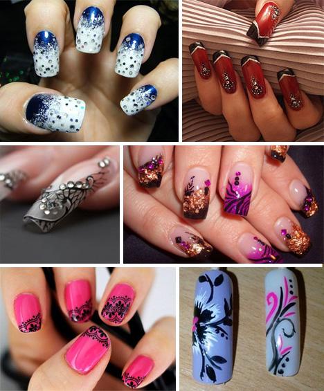 Designer-Nail-Art