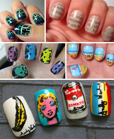 Unique-Nail-Art