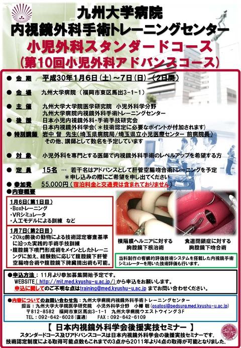 第10回トレセン小児外科コース案内HP用 20171024