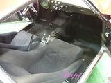 アバルト 750 車内クリーニング