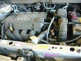 トヨタ ラウム エンジンオイル交換