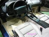 ポルシェ 928S4  車内クリーニング