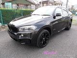 BMW X6 ボディコーティング施工