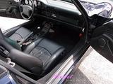 ポルシェ 911カレラ4S 車内クリーニング