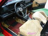 ランチア デルタ 車内クリーニング